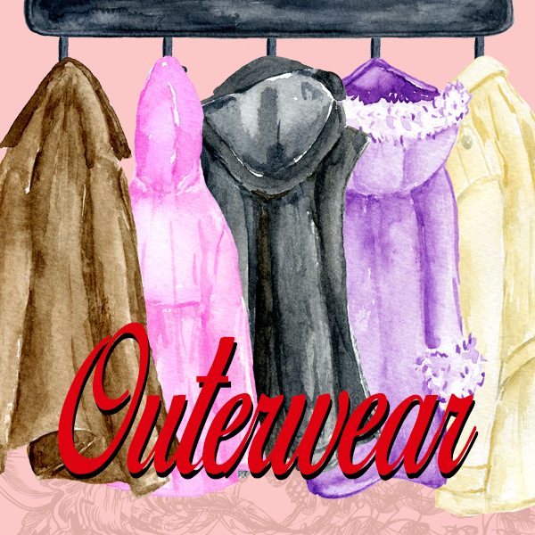 Women's Apparel- Outerwear