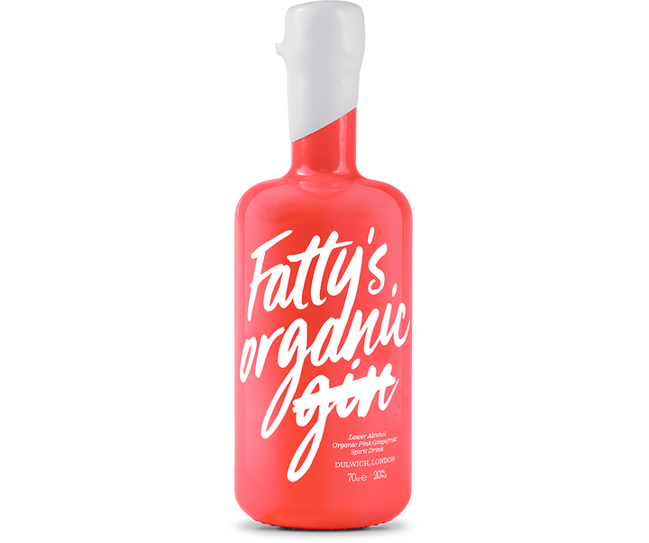 Fatty's Organic Pink Grapefruit 70cl | 20% Vol