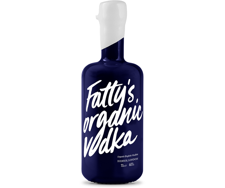 Fatty's Organic Vodka 70cl | 40%vol