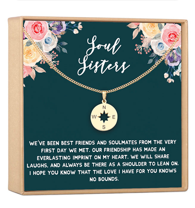 SOUL SISTERS NECKLACE - Multiple Variants - Style 1