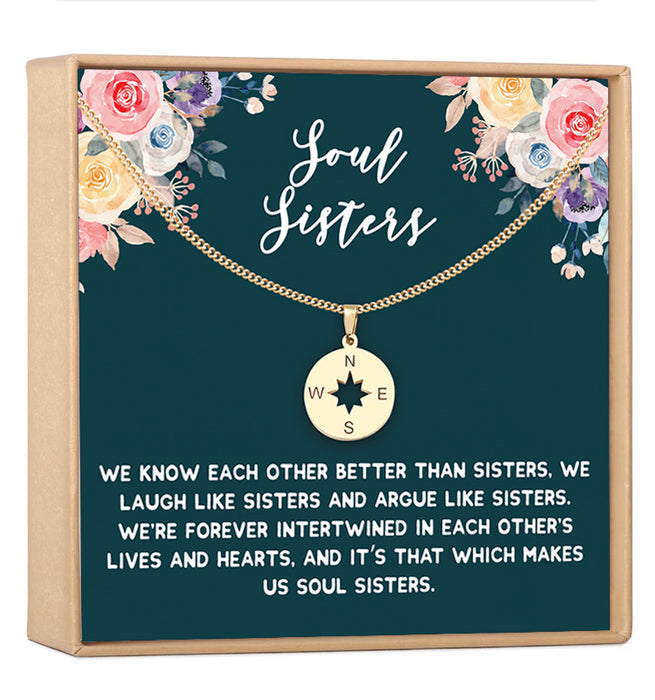 SOUL SISTERS NECKLACE - Multiple Variants - Style 3