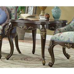 Acme Ameena 80845 Espresso End Table-End Tables-Acme-bedsville.com