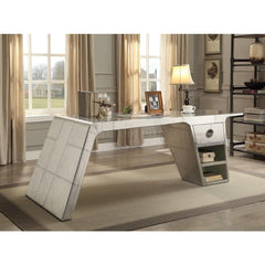 Image of Acme Brancaster 92190 Aluminum Office Desk