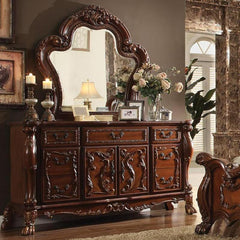 Acme Dresden 12145 Cherry Oak Dresser