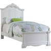 Image of Acme Estrella White Pine Wood 30240 Panel Bed-Panel Beds-Acme-Twin-bedsville.com