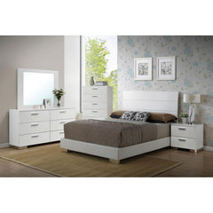 Acme Lorimar 22635 White Finish Dresser