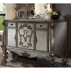 Acme Versailles II 26845 Antique Platinum Dresser