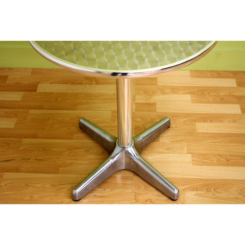 Baxton Studio Eustace Round Bar DR71358 Dining Table-Dining Tables-Baxton Studio-bedsville.com
