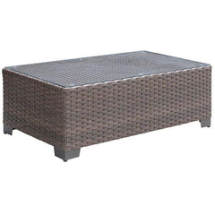 Furniture Of America Condor IDF-OS1842BR-C Patio Coffee Table