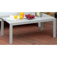 Furniture Of America Werner IDF-OC1765-C Patio Coffee Table