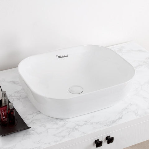Whitehaus Isabella Plus Collection WH71302 Above Mount Basin-Above Mount Sinks-Whitehaus-bedsville.com