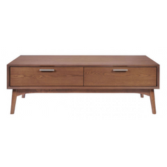 Zuo Modern Design District Walnut 100091 Coffee Table