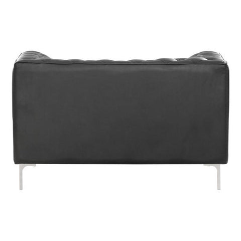 Zuo Modern Providence Black 900270 Arm Chair-Arm Chairs-Zuo Modern-bedsville.com