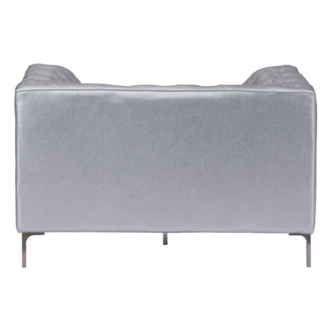 Zuo Modern Providence Silver 900276 Arm Chair-Arm Chairs-Zuo Modern-bedsville.com