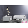 Image of Zuo Modern Thor White 100384 Arm Chair-Arm Chairs-Zuo Modern-bedsville.com