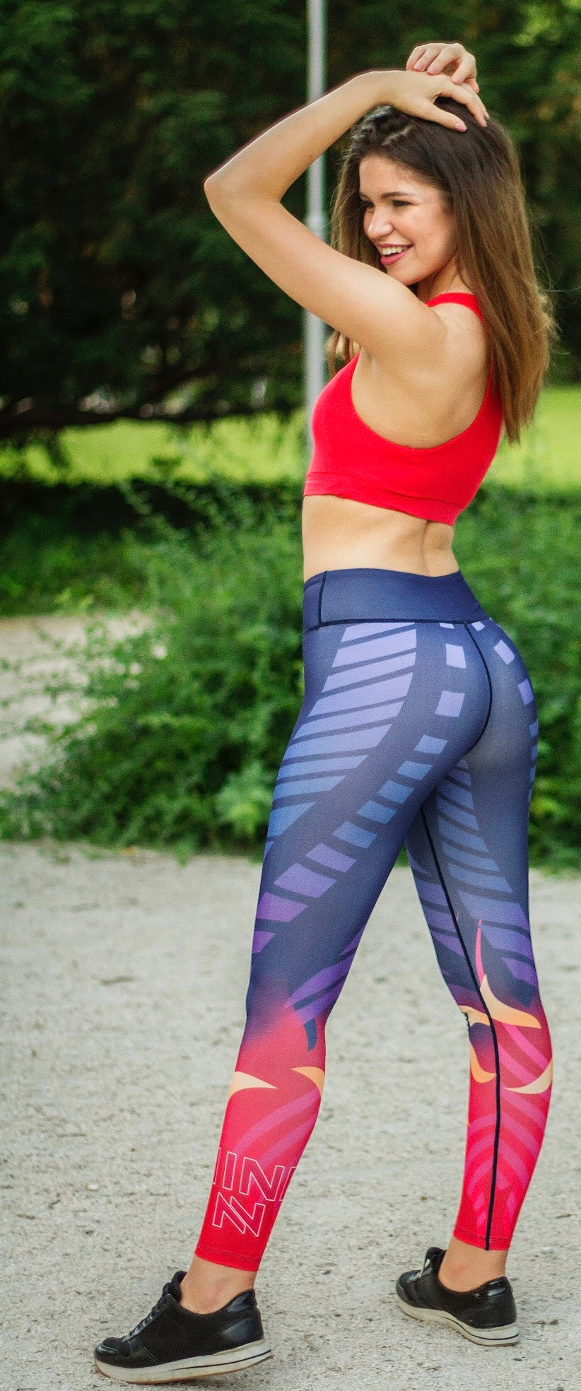 LINA Leggings Női