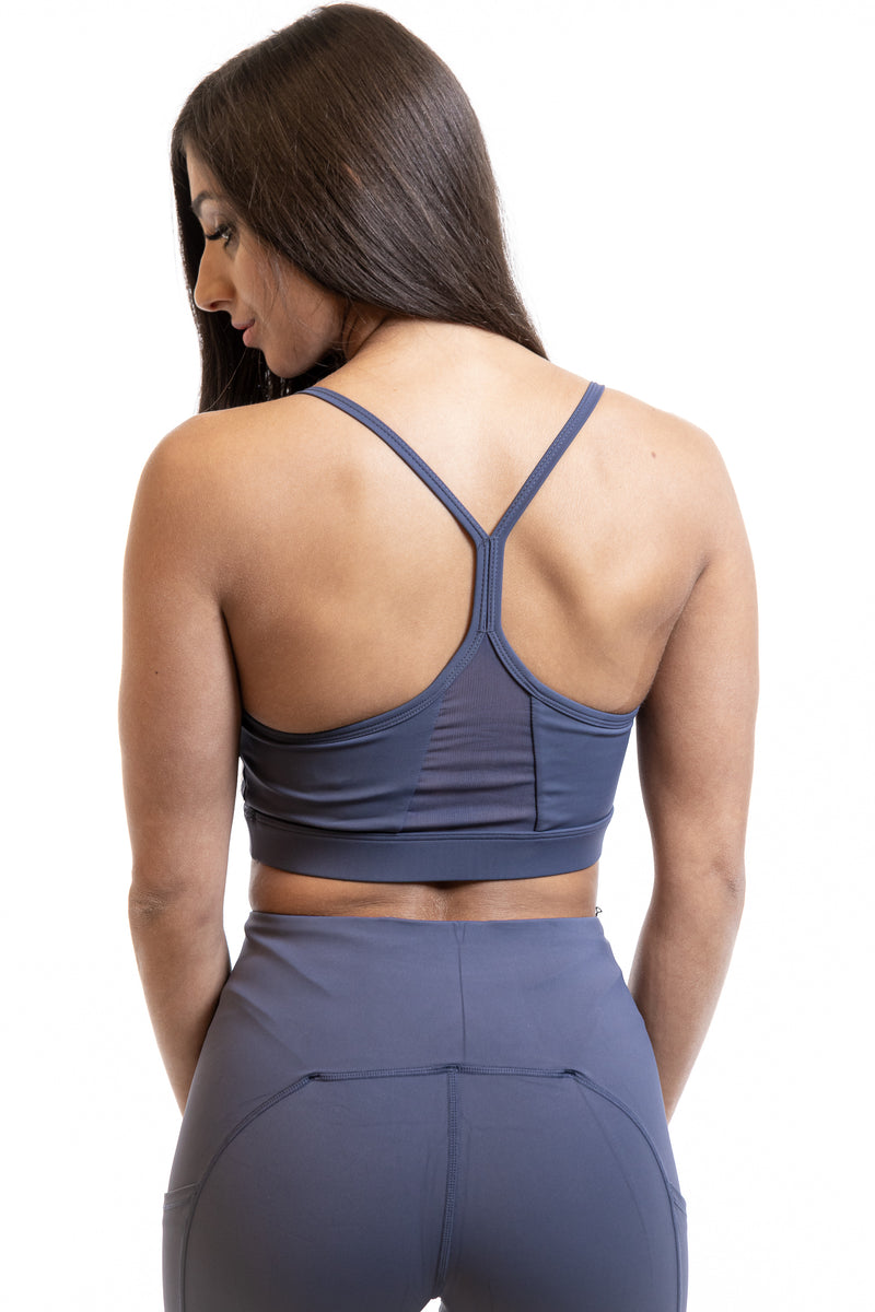 Open Back Női Top #803