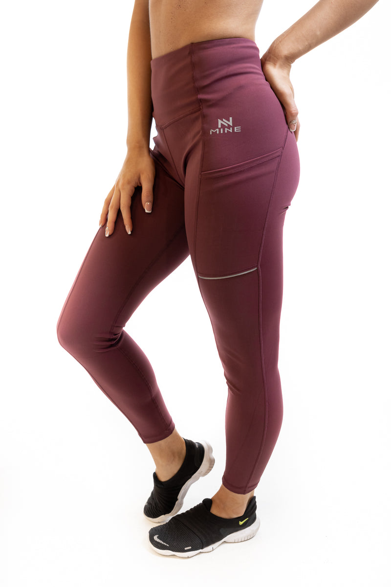 Garish Run Leggings Női #3952