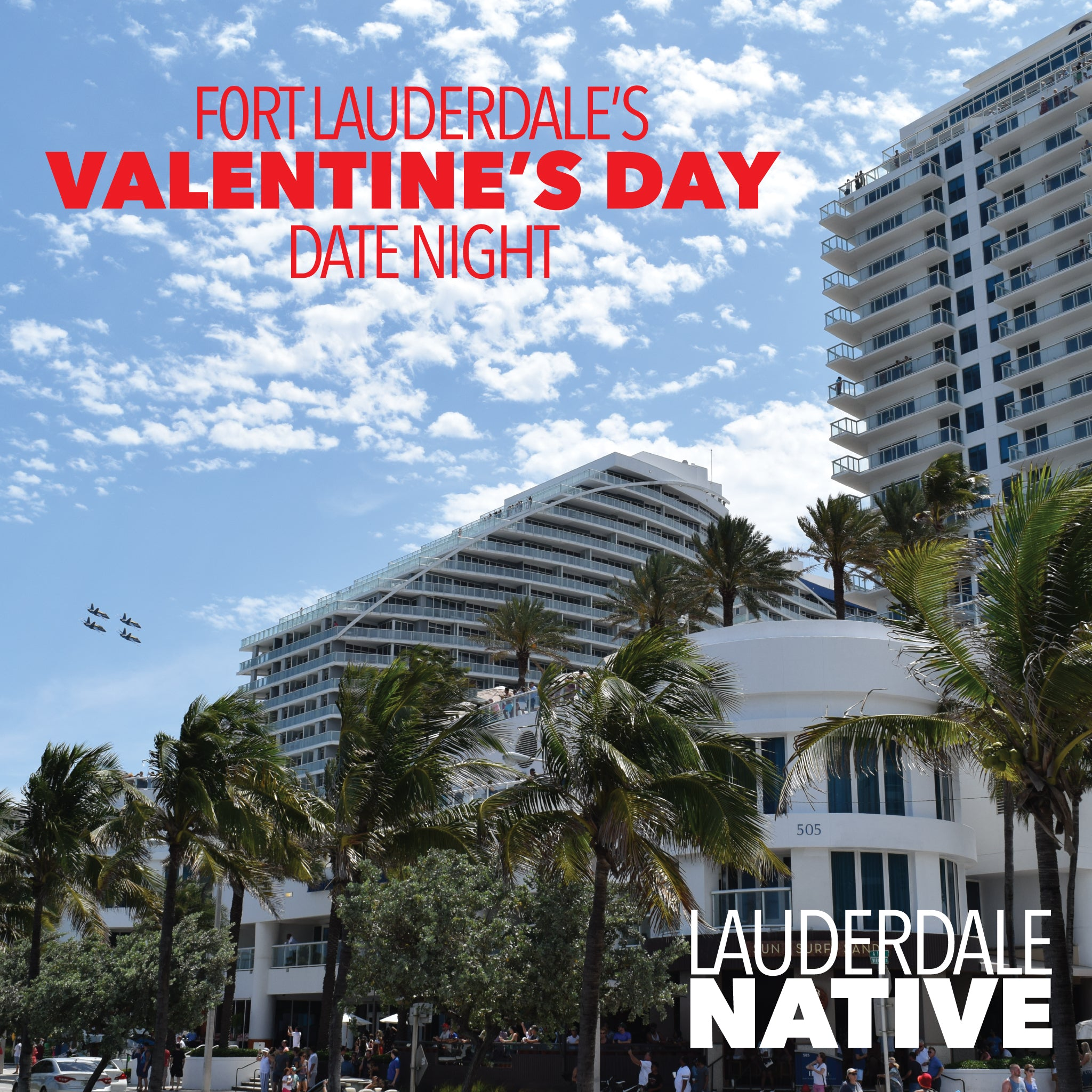 Top 10 Fort Lauderdale Restaurants and Events for Valentine's Day
