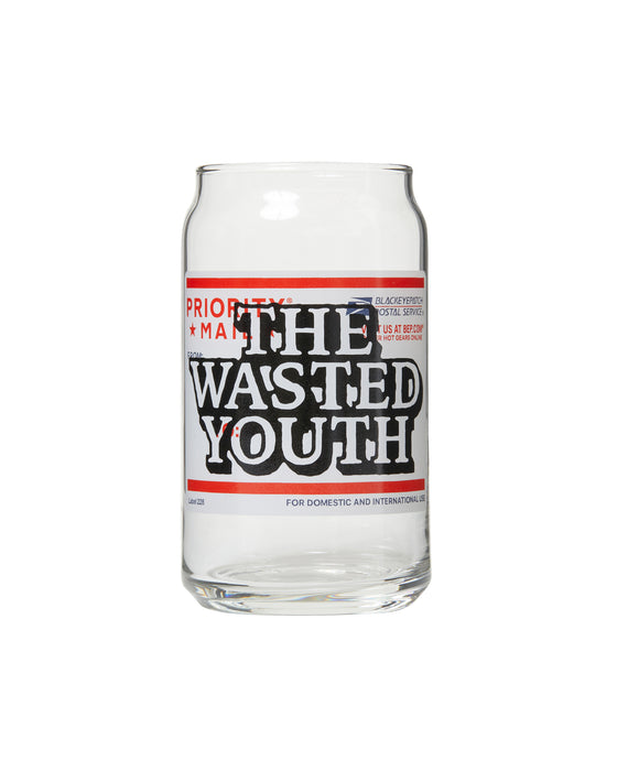 Wasted Youth PRIORITY LABEL GLASS