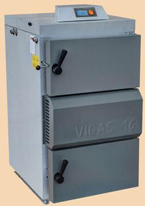 Vigas Boiler body (Vigas 16 Right) 1021 - Denergy Spare Parts
