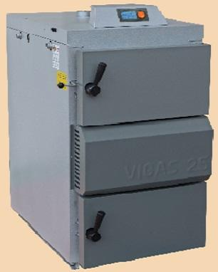 Vigas 25 Complete Boiler KT AK4000S Right - Energy Spare Parts