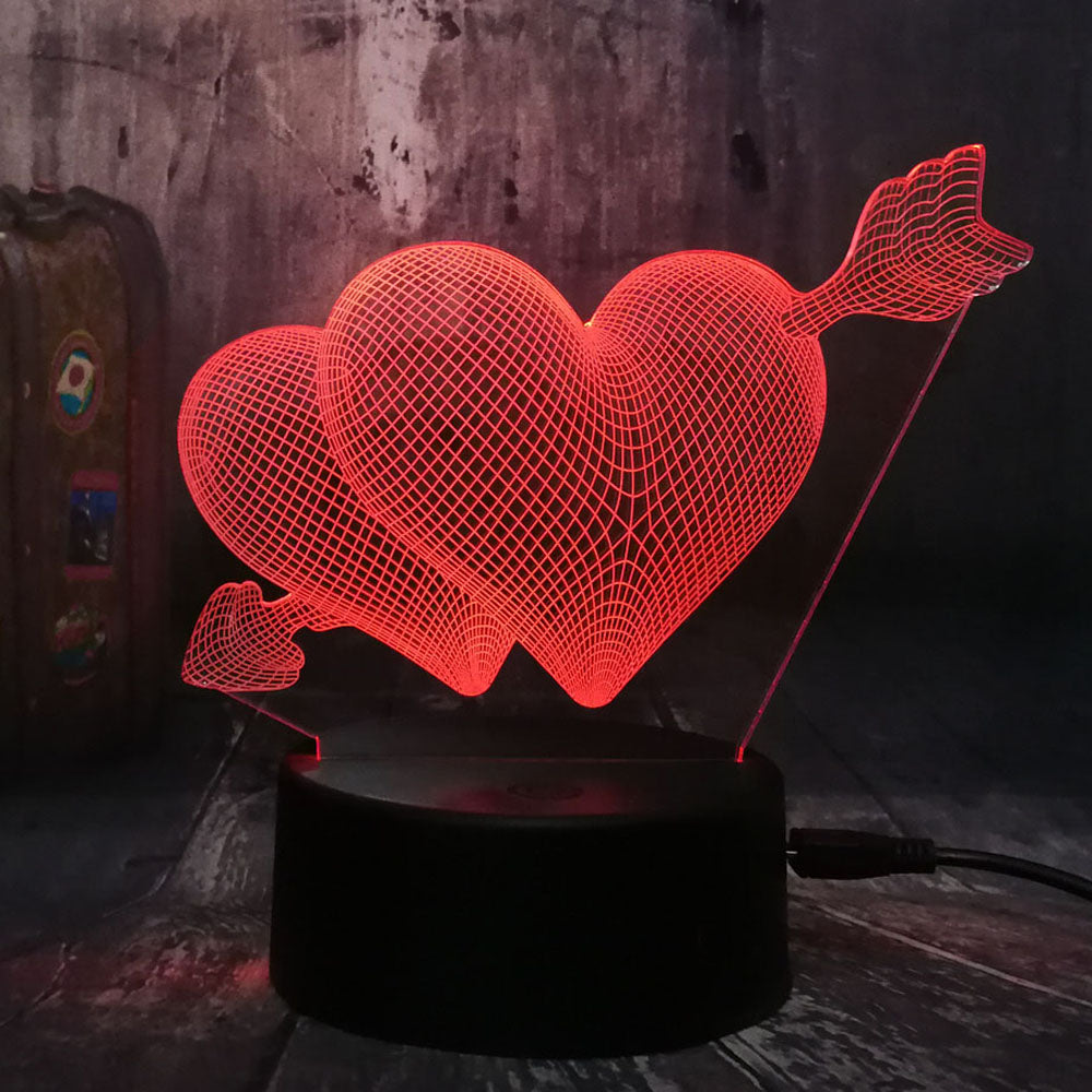 LAMPE AMOUR