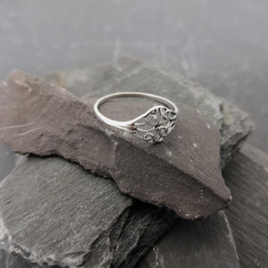 Filigree Celtic Ring