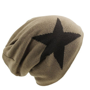 Women's Big Star Winter Hat 6 Different Colors