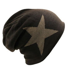 Load image into Gallery viewer, Women's Big Star Winter Hat 6 Different Colors