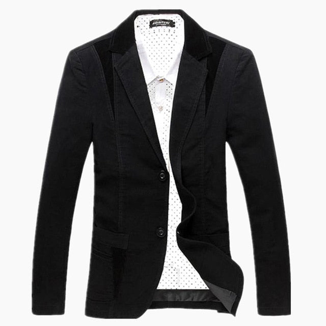 Men's Casual Suit Slim Thin Suits