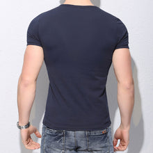 Load image into Gallery viewer, Men's Short Sleeve Cotton Tshirt