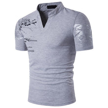 Load image into Gallery viewer, Men's Polo Shirt Short-Sleeve Slim Fit