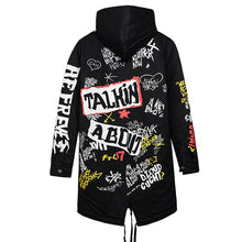 Load image into Gallery viewer, Men's Bomber Coat Hip Hop Outerwear Coat