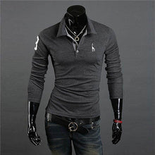 Load image into Gallery viewer, Men's Casual Slim Fit Polo Shirts