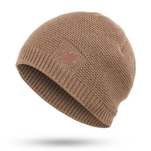 Men's Solid Color Beanie Hat 5 Different Colors