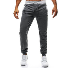 Load image into Gallery viewer, Men's Sport Elastic Stretchy Long Sweatpants