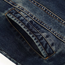 Load image into Gallery viewer, Men's Denim Jeans 2 Different Colors
