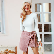 Load image into Gallery viewer, Women's Skirt Autumn Winter Casual Skirts