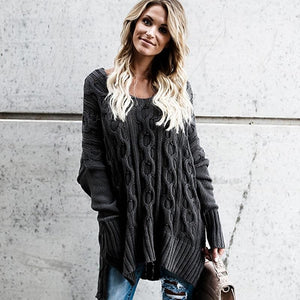 Women's Oversized Long Comfortable Sweater