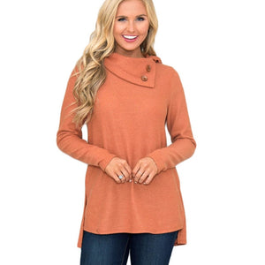 Women's Turtleneck Pullover Sweaters