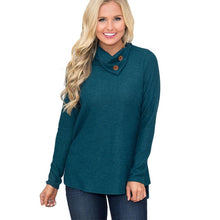 Load image into Gallery viewer, Women's Turtleneck Pullover Sweaters