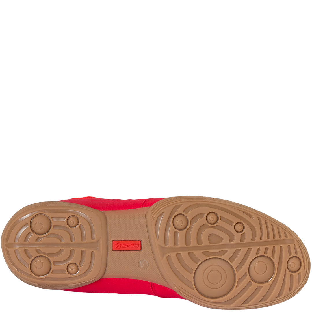 SABO Slay - Red- Sambo/Wrestling Shoe