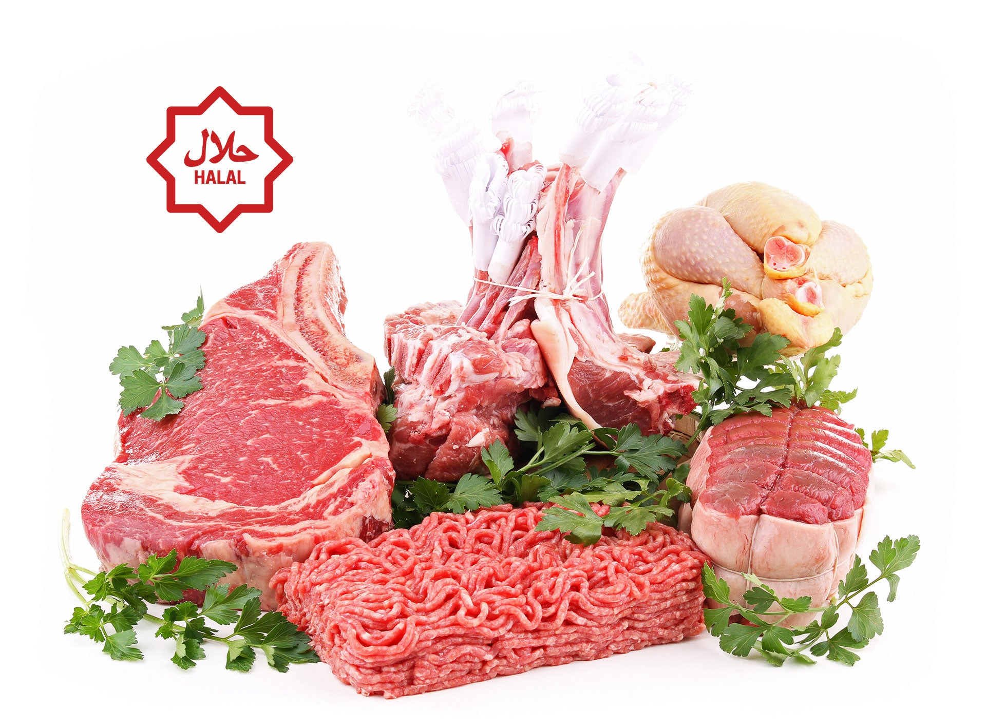Excite the meat-enthusiasts