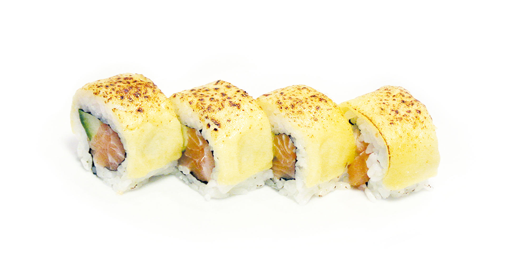 Traditional Japanese style sushi