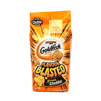 GoldFish Chessar Crackers