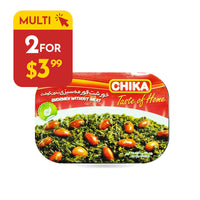 Chika Ghormeh Stew (without Meat) Pack of 2