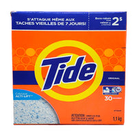 Tide Lundry detergent
