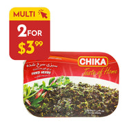 Chika Fried Herbs (Ghormeh Sabzi) Pack of 2