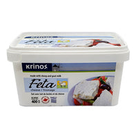 Krinos Sheep & Goat Feta Cheese 400 g